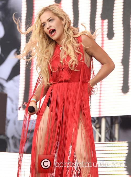 Rita Ora and Glastonbury Festival 3
