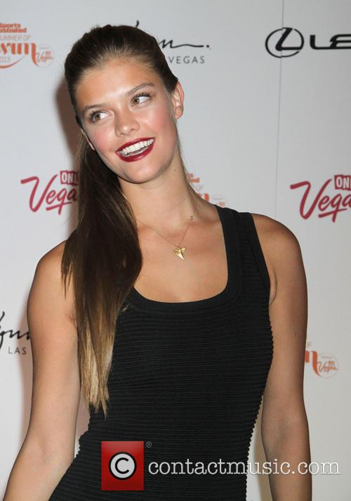 Las Vegas and Nina Agdal 9