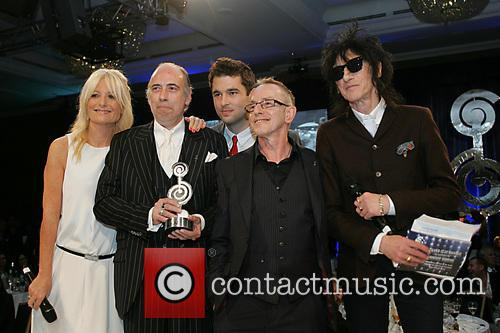 Mick Jones and John Cooper Clarke 7
