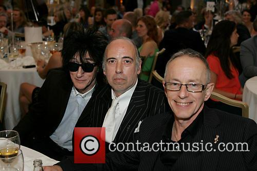 John Cooper Clarke and Mick Jones Of The Clash 7