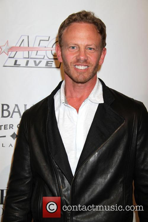 Ian Ziering, Veronic Voices Media Night