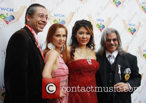 Hayavi Moradi Ii, Maria Amor and David Harrison Levi 2
