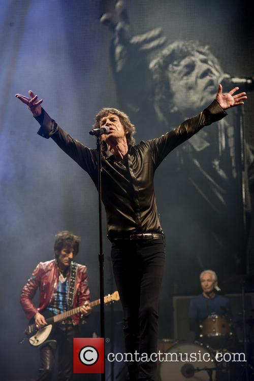 The Rolling Stones and Mick Jagger 11