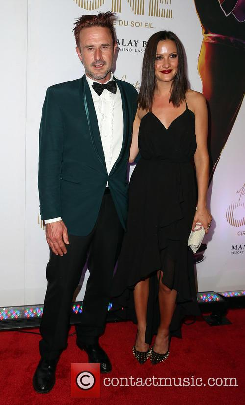 David Arquette and Christina McLarty 7