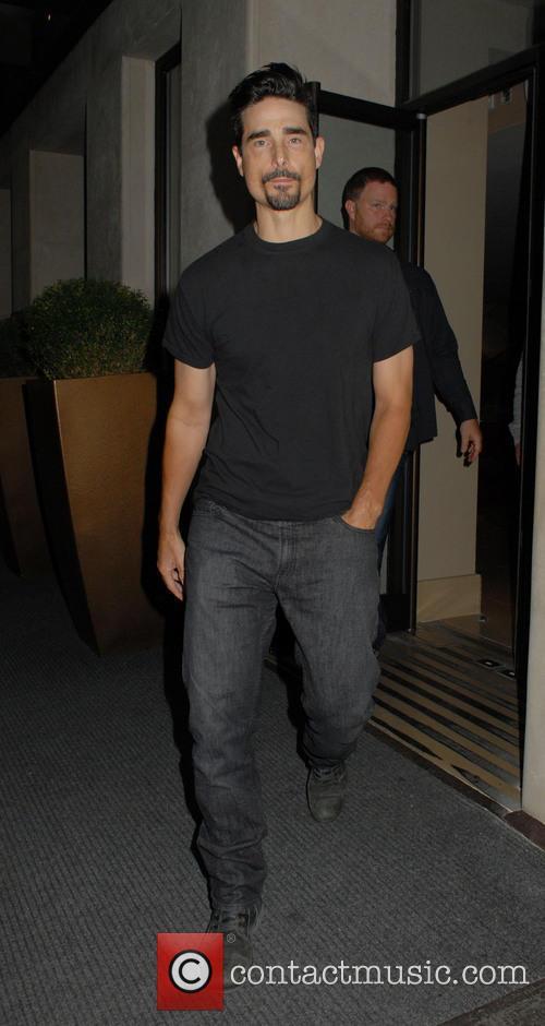 Kevin Richardson and Backstreet Boys 2