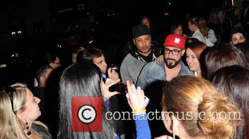 Aj Mclean and Backstreet Boys 2