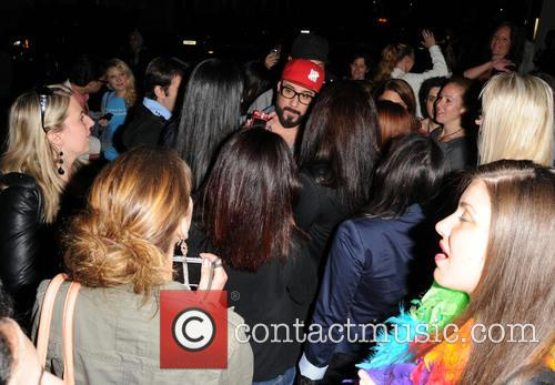 Aj Mclean and Backstreet Boys 4