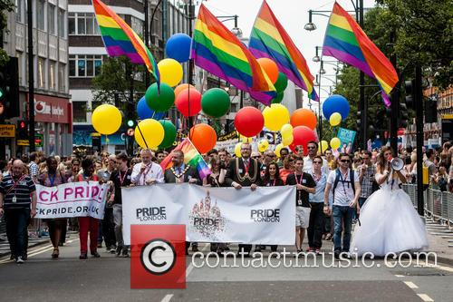 Gay Pride London 2013