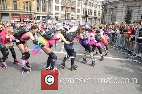 Gay Pride London 2