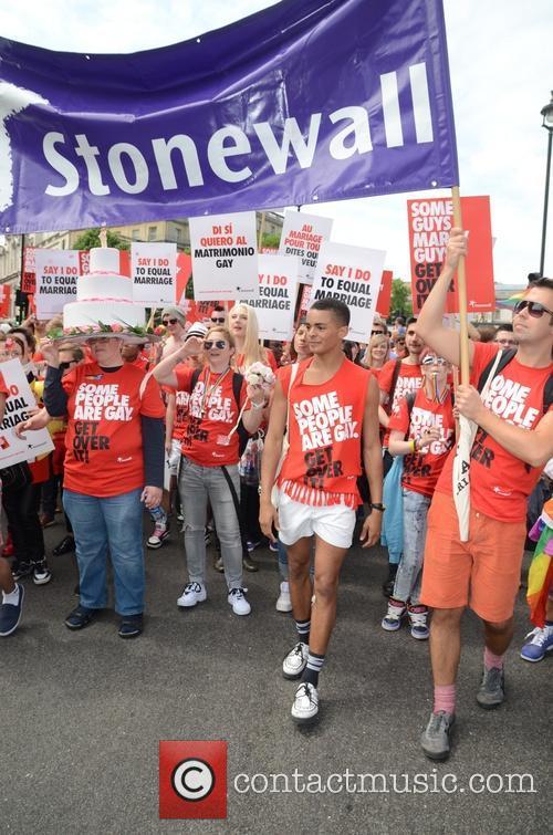Gay Pride London 5