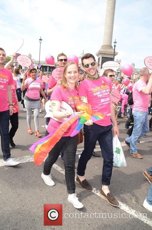 Gay Pride London 8