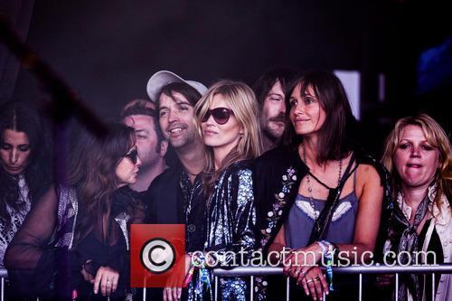 Kate Moss, Glastonbury Festival
