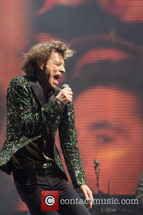 Mick Jagger, Glastonbury 2013