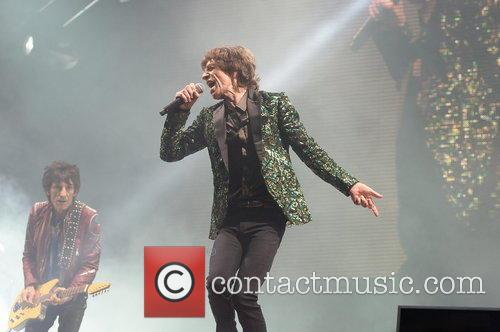 Mick Jagger Glastonbury
