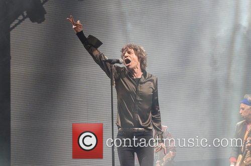 Mick Jagger, Worthy Farm, Glastonbury Festival