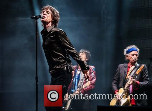 Mick Jagger and Rolling Stones 16