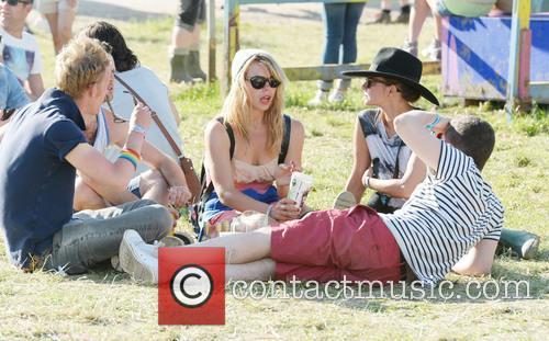 Billie Piper, Glastonbury Festival