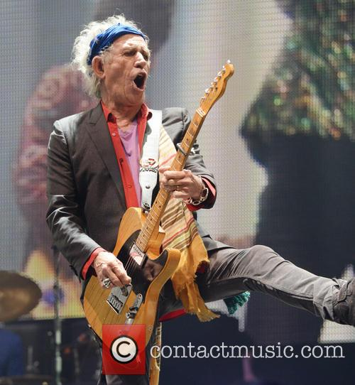 Keith Richards and The Rolling Stones 3