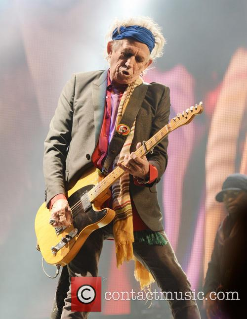 Keith Richards and The Rolling Stones 5