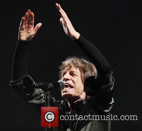 Mick Jagger and The Rolling Stones 7