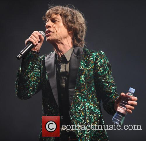 Mick Jagger, The Rolling Stones, Glastonbury Festival