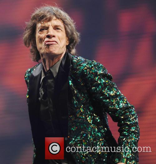 Mick Jagger and The Rolling Stones 11