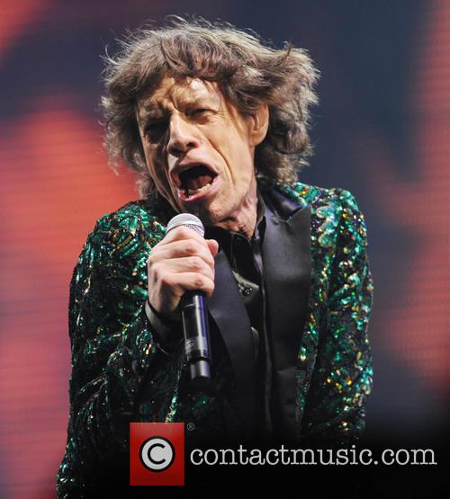 Mick Jagger and The Rolling Stones 13