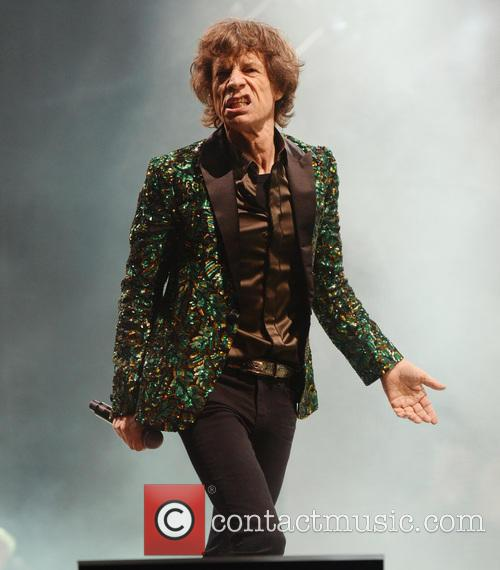 Mick Jagger and The Rolling Stones 14