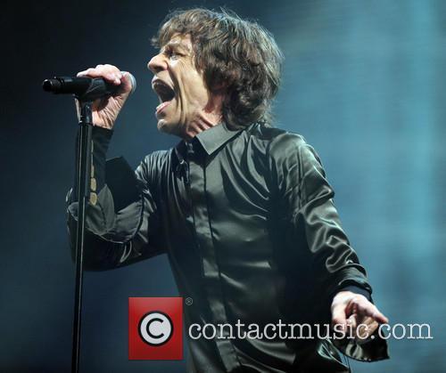 Mick Jagger Glasto