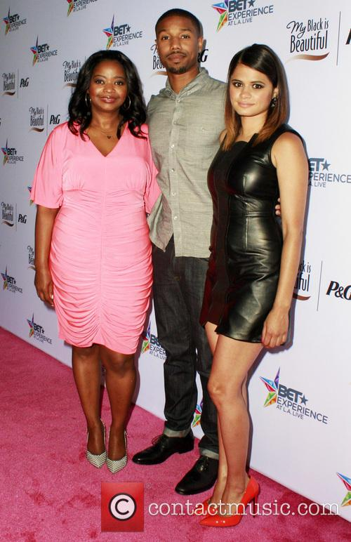 Octavia Spencer, Michael B. Jordan and Melonie Diaz 1