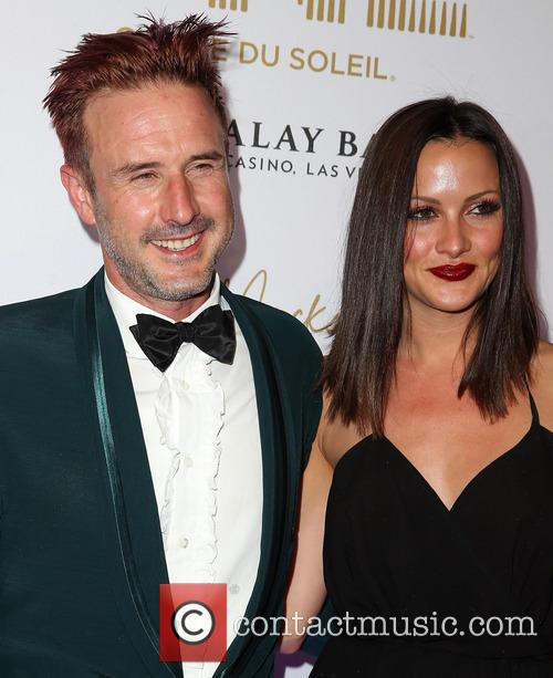 David Arquette and Christina McLarty 3