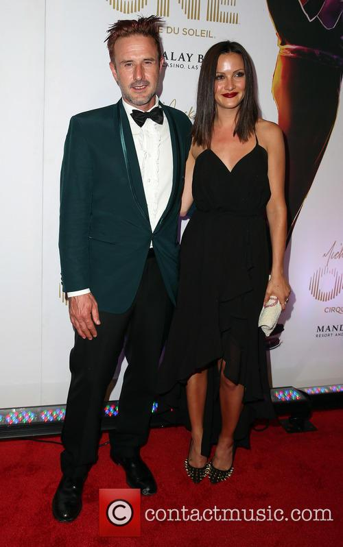David Arquette and Christina McLarty 4