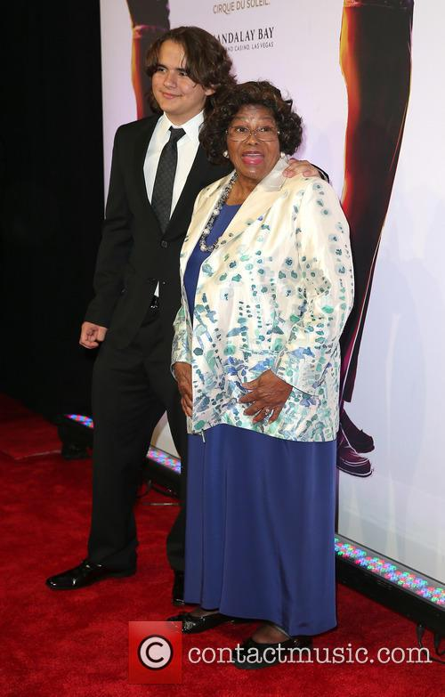 Katherine Jackson and Prince Jackson 6