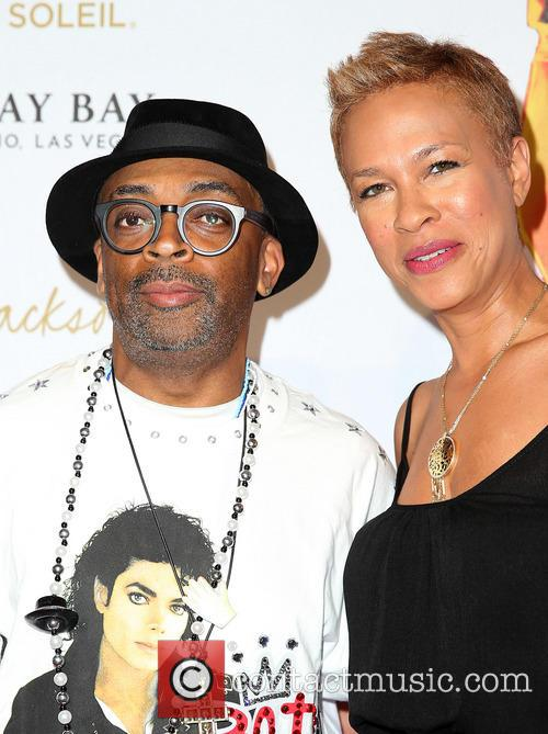 Spike Lee and Tanya Lewis Lee 2