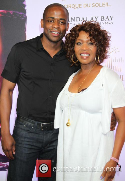 Dule Hill and Alfre Woodard 9