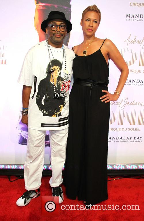 Spike Lee and Tonya Lewis Lee 4