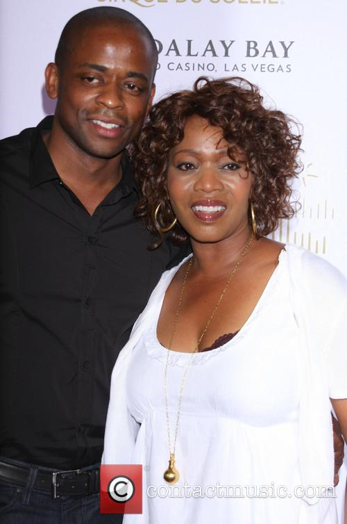 Dule Hill and Alfre Woodard 10
