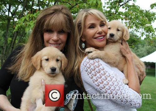 Jill Rappaport and Christie Brinkley 3