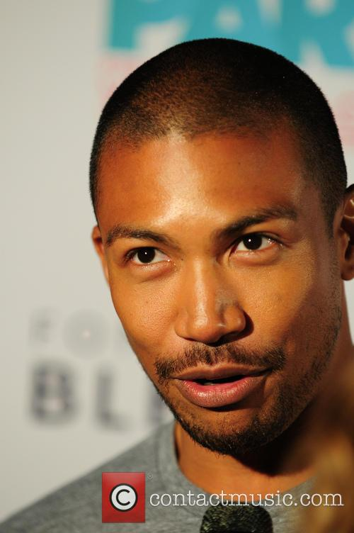 Charles Michael Davis, iHeartRadio Ultimate Pool Party