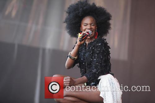 The Noisettes and Shingai Shoniwa 7