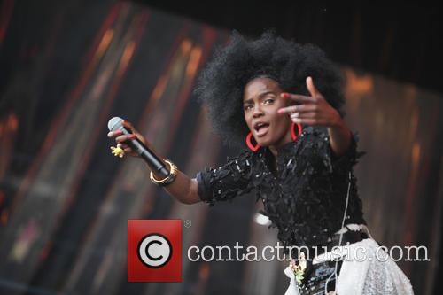 The Noisettes and Shingai Shoniwa 9