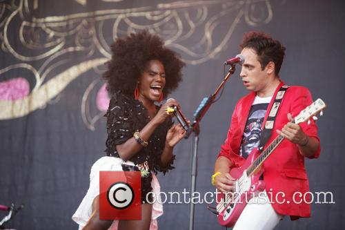 The Noisettes and Shingai Shoniwa 12