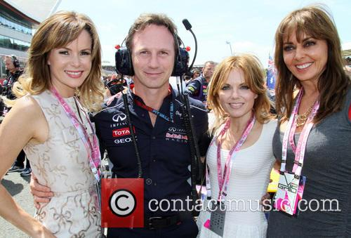 Formula One 2013 British Grand Prix - Celebrity...