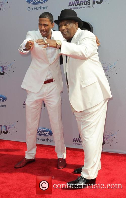 Nick Cannon and James Cannon 1