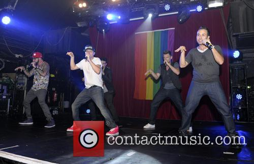 Backstreet Boys, A. J. McLean, Howie Dorough, Nick Carter, Kevin Richardson, Brian Littrell, GAY at Heaven