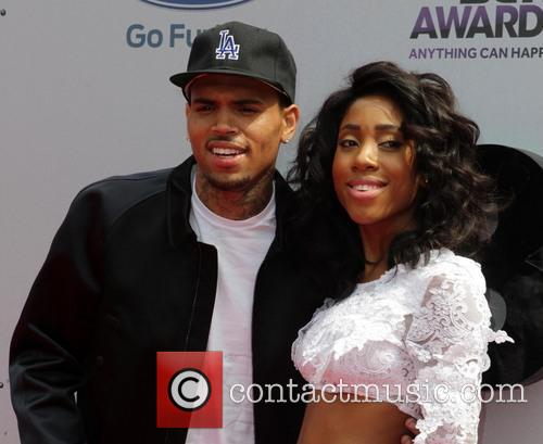 Chris Brown and Sevyn Streeter 2