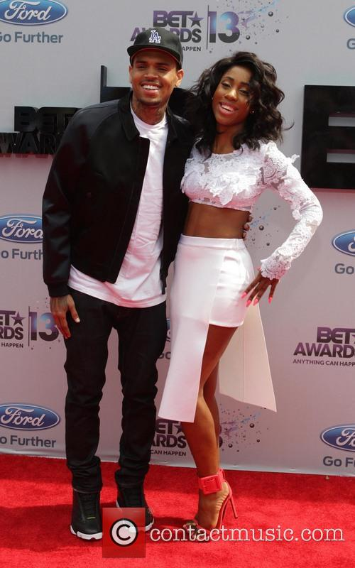Chris Brown and Sevyn Streeter 1
