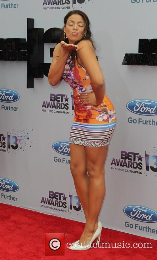 The 2013 BET Awards held at Nokia Theatre