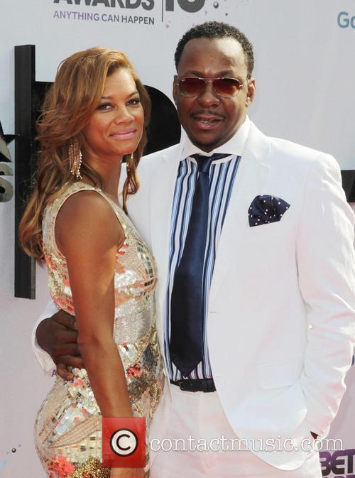 Alicia Etheridge and Bobby Brown 2