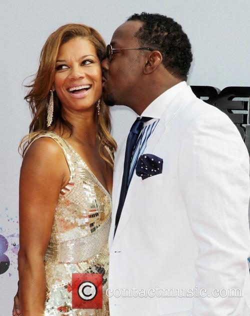 Alicia Etheridge and Bobby Brown 5